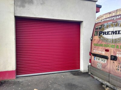 Non Insulated Roller Doors Residential Premier Garage