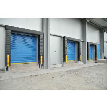 Premier Garage Doors - Industrial Roller