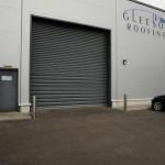 Insulated Industrial Garage Roller Door