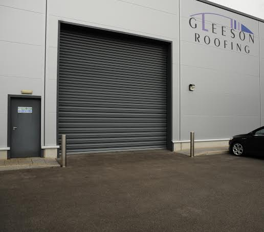 Industrial roller doors insulated premier garage doors for Premier garage doors