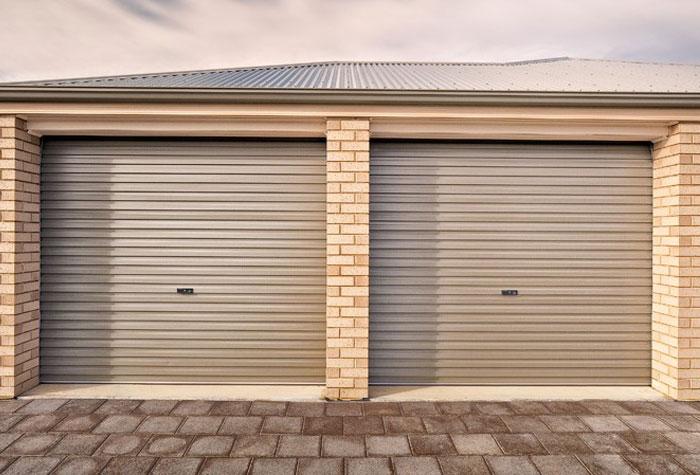 Gliderol Double Doors Premier Garage Doors