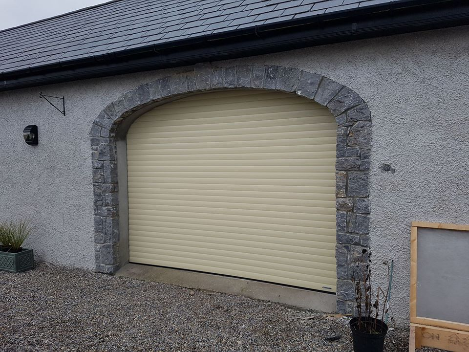Insulated Roller Doors – Residential