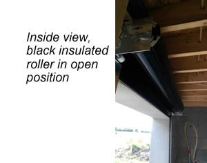 Residential Insulated Roller Doors