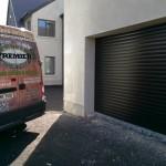 Residential Insulated Roller Door