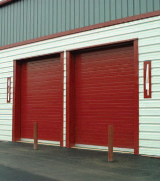Industrial Sectional Garage Doors. ThermAdor Kingspan Brochure image & Industrial Sectional Doors - Insulated pezcame.com